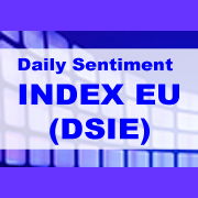 Daily Sentiment Index: EU (DSIE) 26 Weeks   $1295