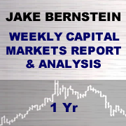 "Jake Bernstein Weekly Capital Markets Report & Analysis 1 Yr  <br><br> <p style=""color:red;"">REG PRICE $1295  SALE $495<br>SAVE $800</p>"