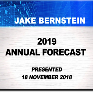 """JAKE BERNSTEIN 2019 ANNUAL FORECAST  <br><br> <p style=""""color:red;"""">REG PRICE $249  SALE $39<br>SAVE $210</p>"""