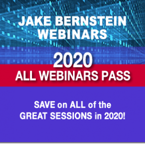 Jake Bernstein 2020 ALL WEBINARS PASS